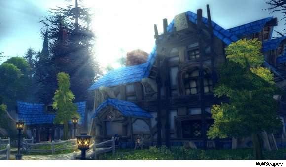 15 Minutes of Fame Screenshot photographer shoots Azeroth in all its HD glory