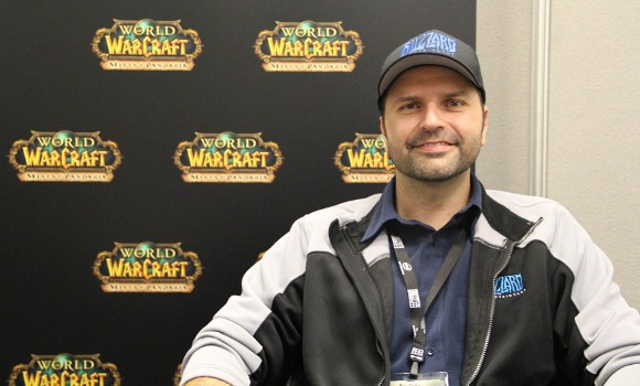 Warlords of Draenor interview with Ray Cobo