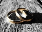 Wedding rings: Where, and why there?