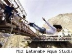 Bungee jump wedding - another way to take the plunge