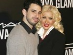 Christina Aguilera celebrates her new baby with a wedding video