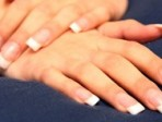 Bridal beauty:  Fake nails
