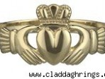 What is a claddagh ring?