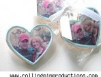 You look good enough to eat! Photo cookie favors