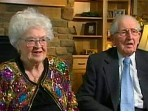 Couple celebrate 83 years of marriage and 62 years without a fight