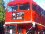 Hire a London Bus for your wedding