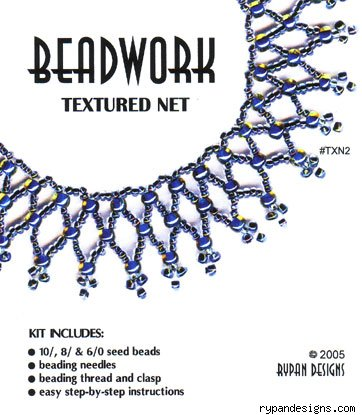 Dress Design Patterns on Diy Beading For Your Wedding  Netted Collars