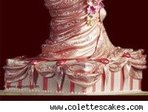 Cake pays homeage to The Dress