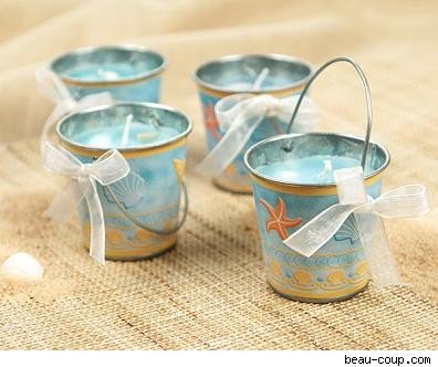 These adorable beach decorationscenterpieces and favors