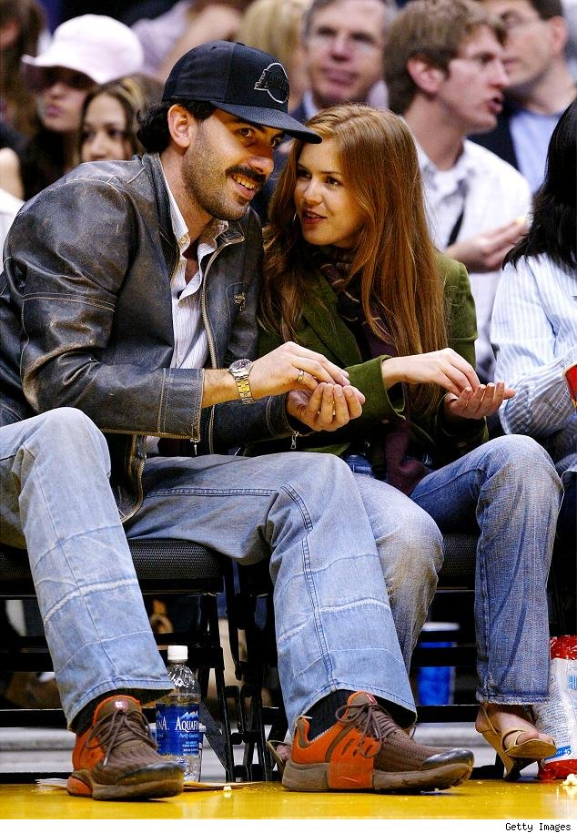 Hot Couple #34: Isla Fisher & Sacha Baron Cohen