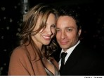 Chris Kattan's nature-inspired wedding
