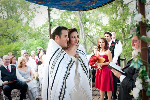 Customs for jewish marriages