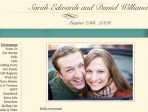 How to Create Your Wedding Website