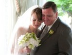 Special Moments Between the Bride and Her Dad
