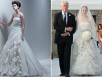 Chelsea Clinton Wedding Gown Look-a-Likes