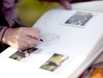 Sign Here Please: Creative Guest Book Ideas
