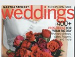 On Newstands Now:  <i>Martha Stewart Weddings</i> Fall 2010