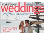 On Newsstands Now: <i>Martha Stewart Destination Weddings &amp; Dream Honeymoons</i> 2010