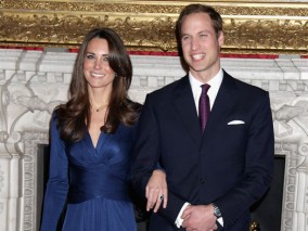 Prince William &amp; Kate Middleton Are Engaged
