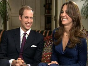 Video: Prince William & Catherine
