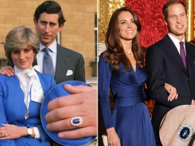 Royal Engagement Rings: A Look Back