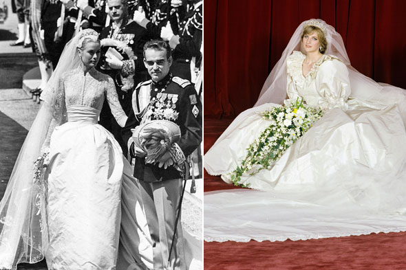 pictures of royal wedding dresses. Royal Wedding Dresses: A Look
