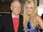 Hugh Hefner Engaged to Playmate Crystal Harris