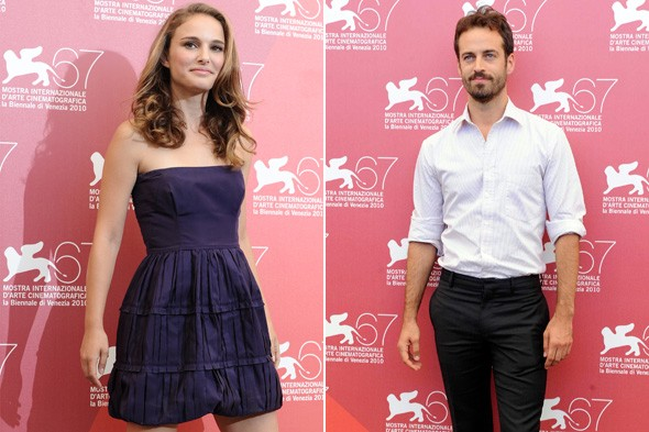 who is natalie portman engaged to
