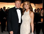 January 22, 2005: Donald Trump Marries Melania Knauss