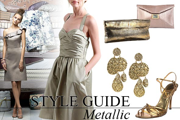 style guide rich metallics