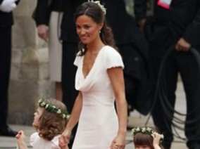 Coming Soon: Knockoffs of Pippa Middleton's Royal Wedding Dress