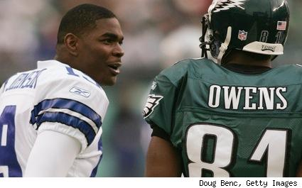 Keyshawn Johnson: pioneer of WR temper tantrums