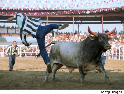 Auto Horse Racing Rodeo Bull Riding on It S October  Which Means It S Rodeo Time At Angola Prison