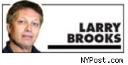 New York Posts' Larry Brooks