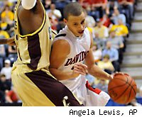 Stephen Curry, Davidson