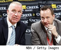 Chris Mullin and Robert Rowell