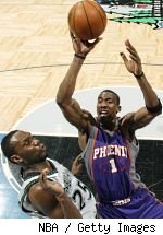 Al Jefferson and Amare Stoudemire