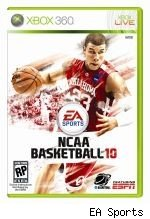 EA NCAA Basketball 10
