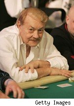Lakers' Owner Jerry Buss