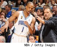 Rafer Alston and Stan Van Gundy
