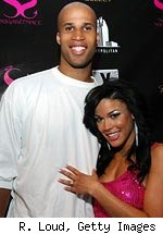 Richard Jefferson and Kesha Ni'cole Nichols