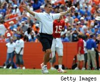 Urban Meyer, Florida Gators coach