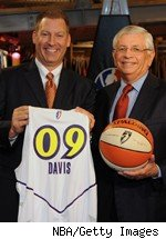 David Stern with Lifelock guy