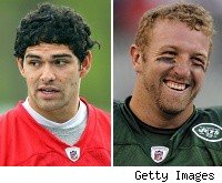 Mark Sanchez and Kellen Clemens