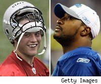 Matt Stafford and Daunte Culpepper