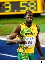 Usain Bolt World Track and Field Championships