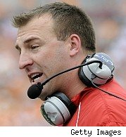 Wisconsin head coach Bret Bielema