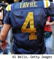 Dylan Favre Brett Favre's Nephew