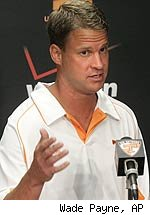 Lane Kiffin's first press conference