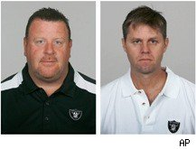 Tom Cable and Randy Hanson